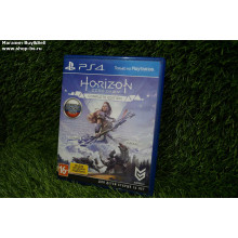 Б/У игра Horizon Zero Dawn Complete Edition для PS4