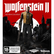 Новая игра Wolfenstein II: The New Colossus для Xbox 360