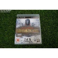 Б/У игра The Lord of the Rings. War in the North для PS3