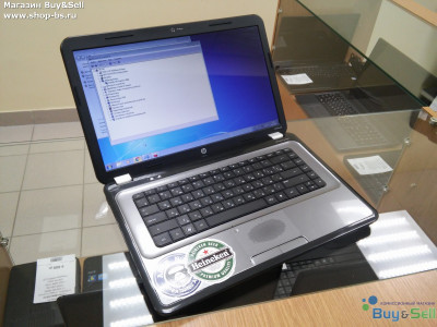 "Б/У ноутбук 15,6"" HP G6 (Core i5-2430M, 4096Mb,  320Gb, HD Graphics 3000)"