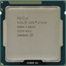 Б/У процессор для ПК Intel Core i3-3240 (3 400 MHz, Socket 1155)