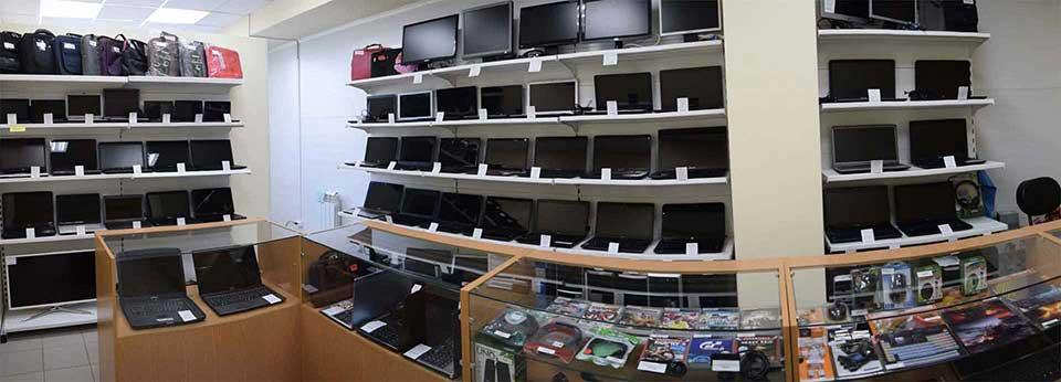 Скупка ноутбуков и компьютеров в Барнауле